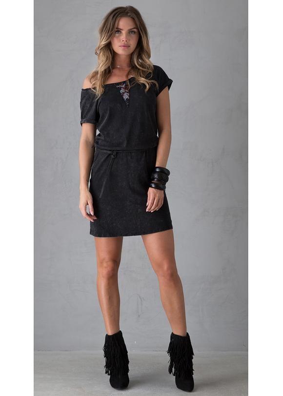 dec99a1c2c69 Kjole sort C70087 Ladies Dress - 60 black