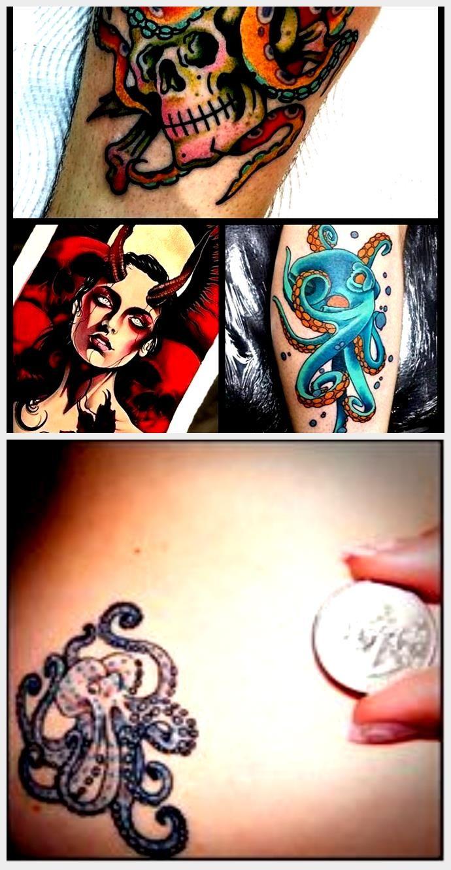 Photo of 120+ Marine Octopus Tattoos – Designs & Bedeutungen (2018, #amp #Designs #Marine #Meanings …, …