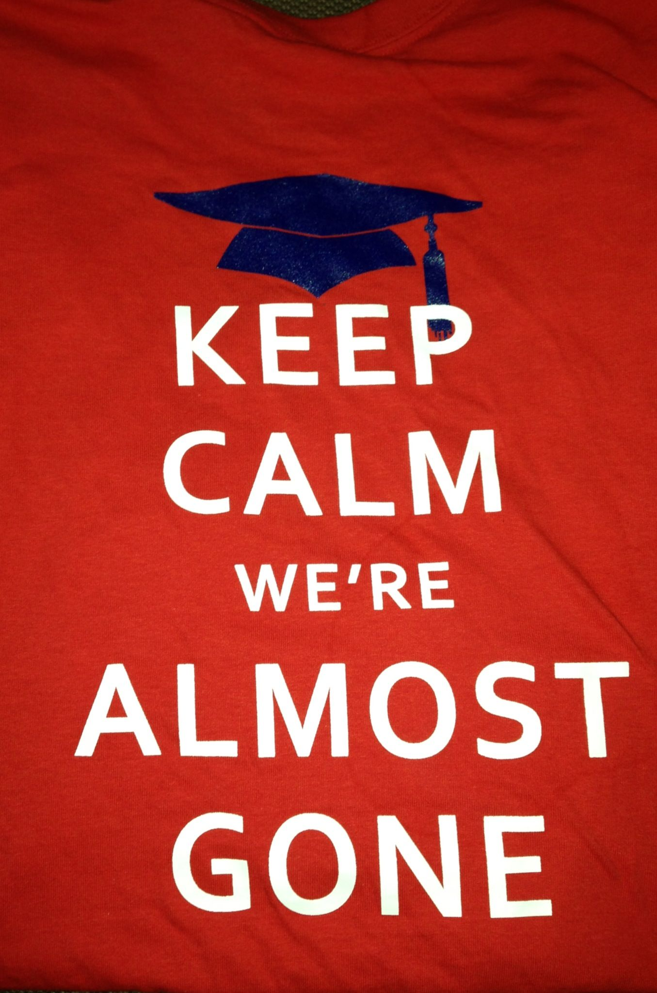 another senior shirt  for the pep rally