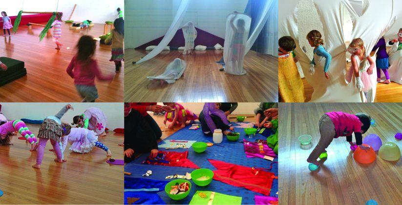 Take your Imaginations for a Dance! Bindu Creative Dance