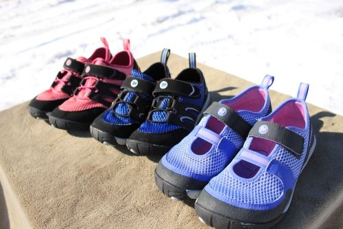 Merrell Barefoot Kids' minimalist running shoes review and