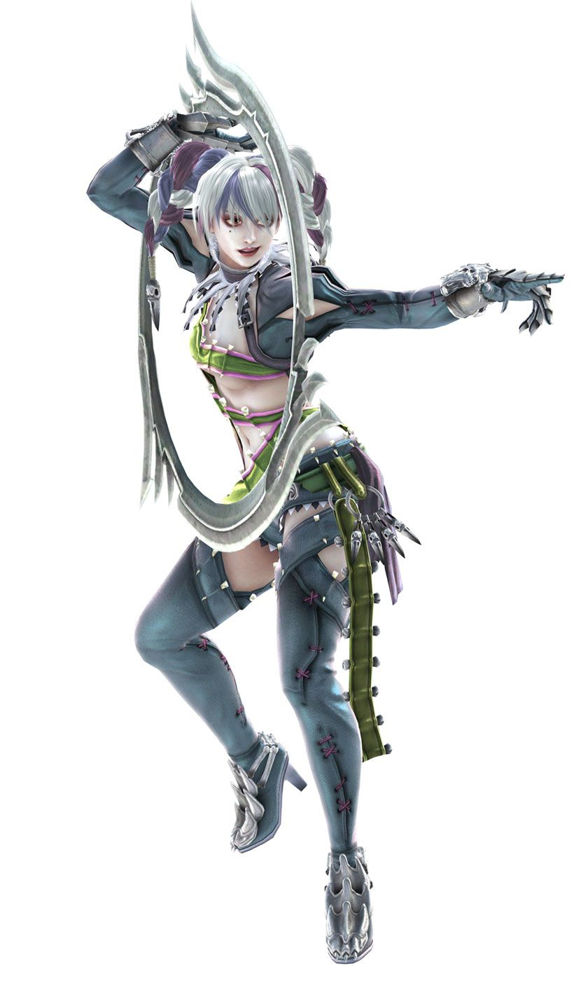 Soul calibur 5 tira