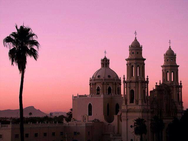 Catedral de Hermosillo, Sonora.