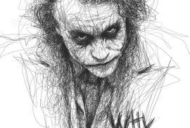 Joker Scribble Drawing : Joker ♢♧☻u ◘drawings♢u ♧◘♤ and draw