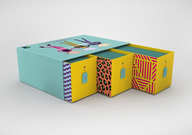 tea packaging company gift london packagingoftheworld