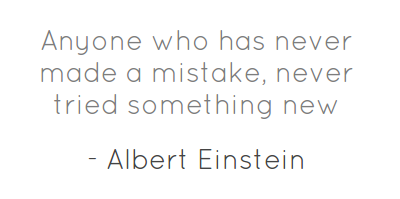 Inspiring quote from a great physicist :)