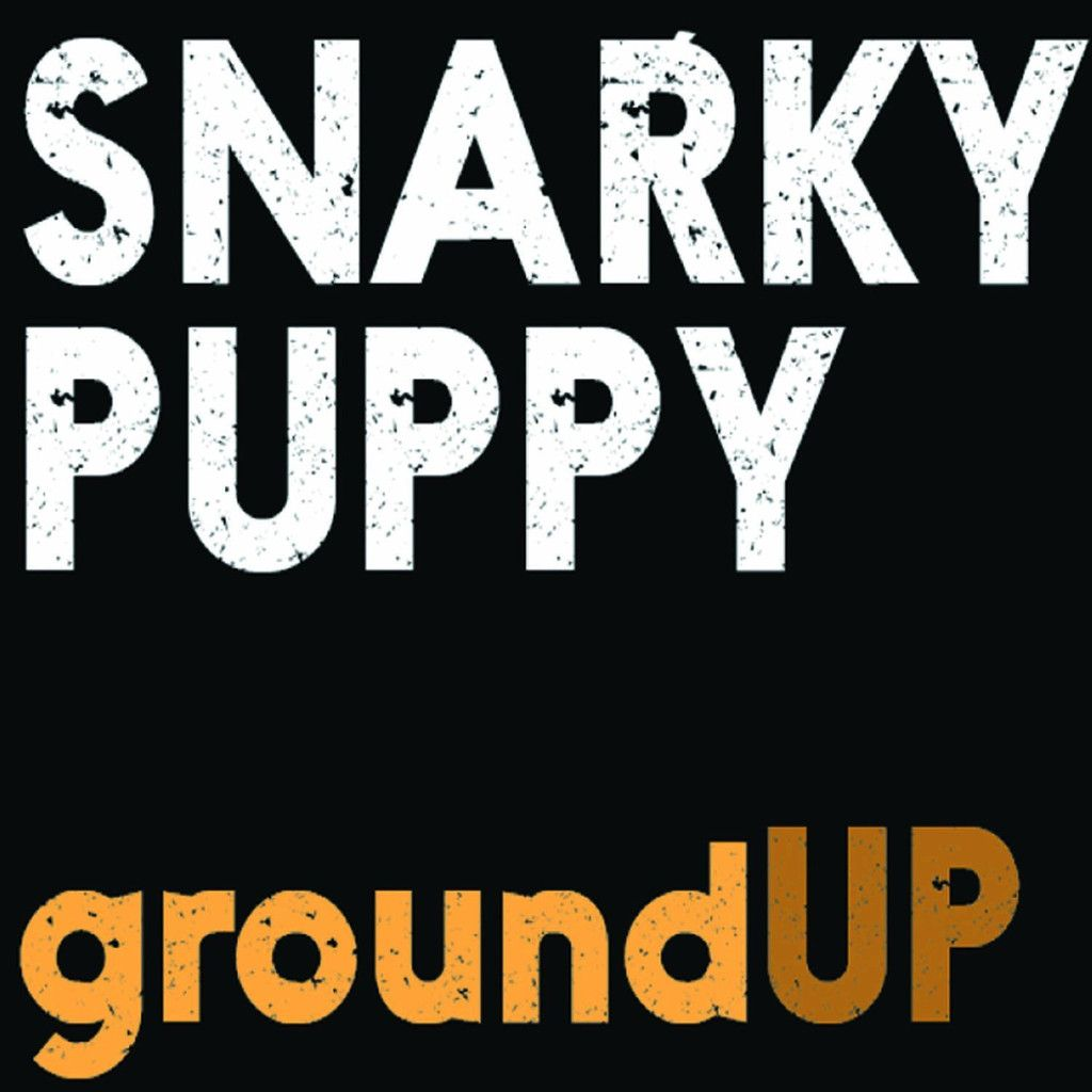 groundUP [FLAC download] | Snarky Puppy | Snarky puppy, Music albums