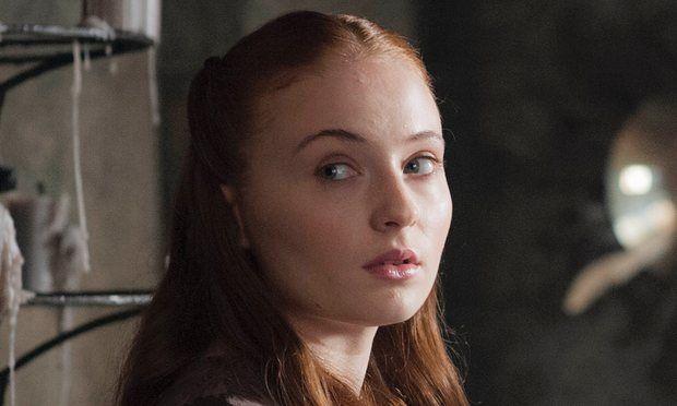 Sansa Stark Black Hair Google Search