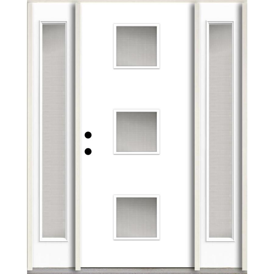Modern Exterior Doors Lowes Get free shipping on qualified single door with sidelites front doors or buy online pick up in store today in the doors & windows department. cv napratica org br