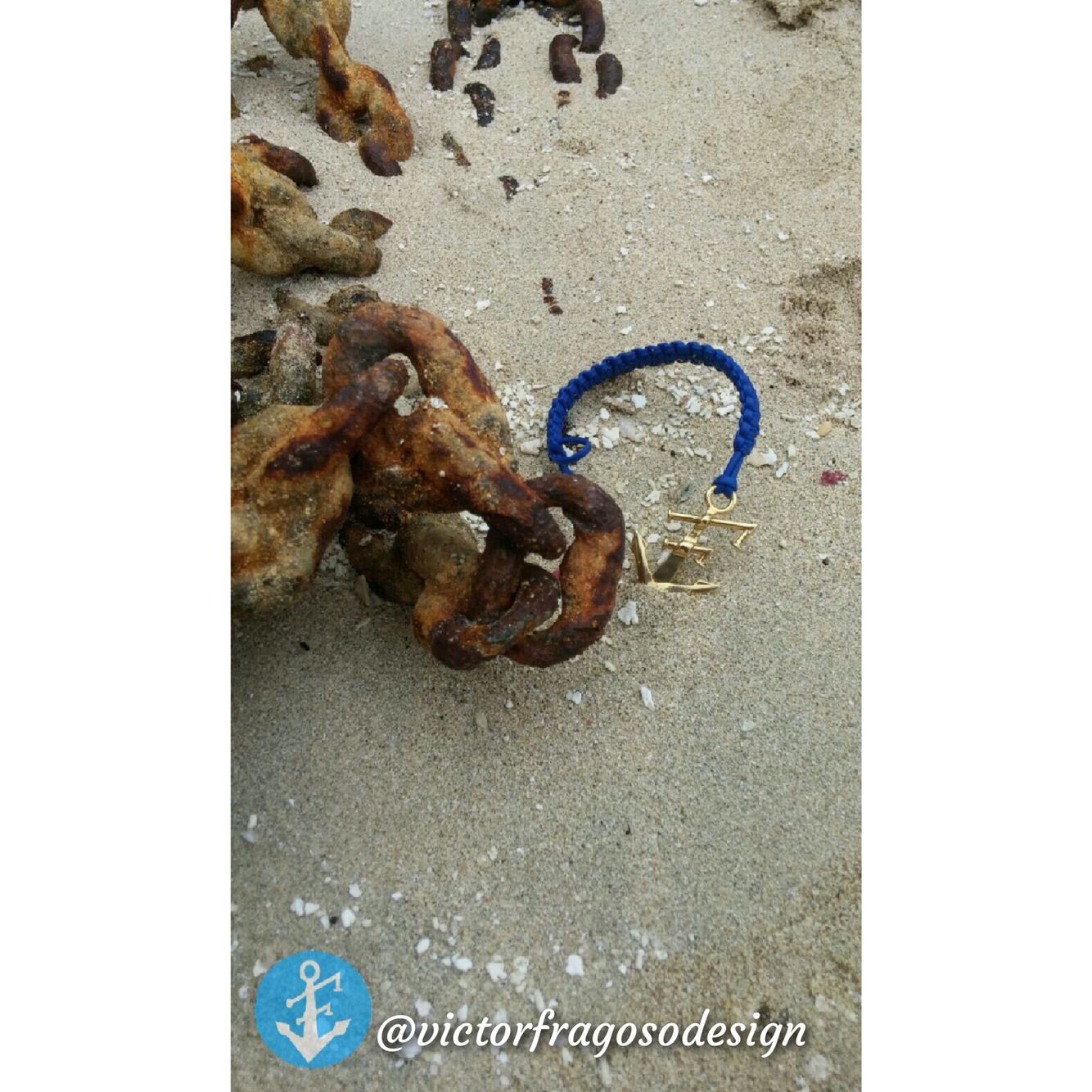 Refuse to sink #victorfragosodesign #nauticalchic #instastyle #fashion #beach #sand #menstyle #waves #miamibeach #keywest