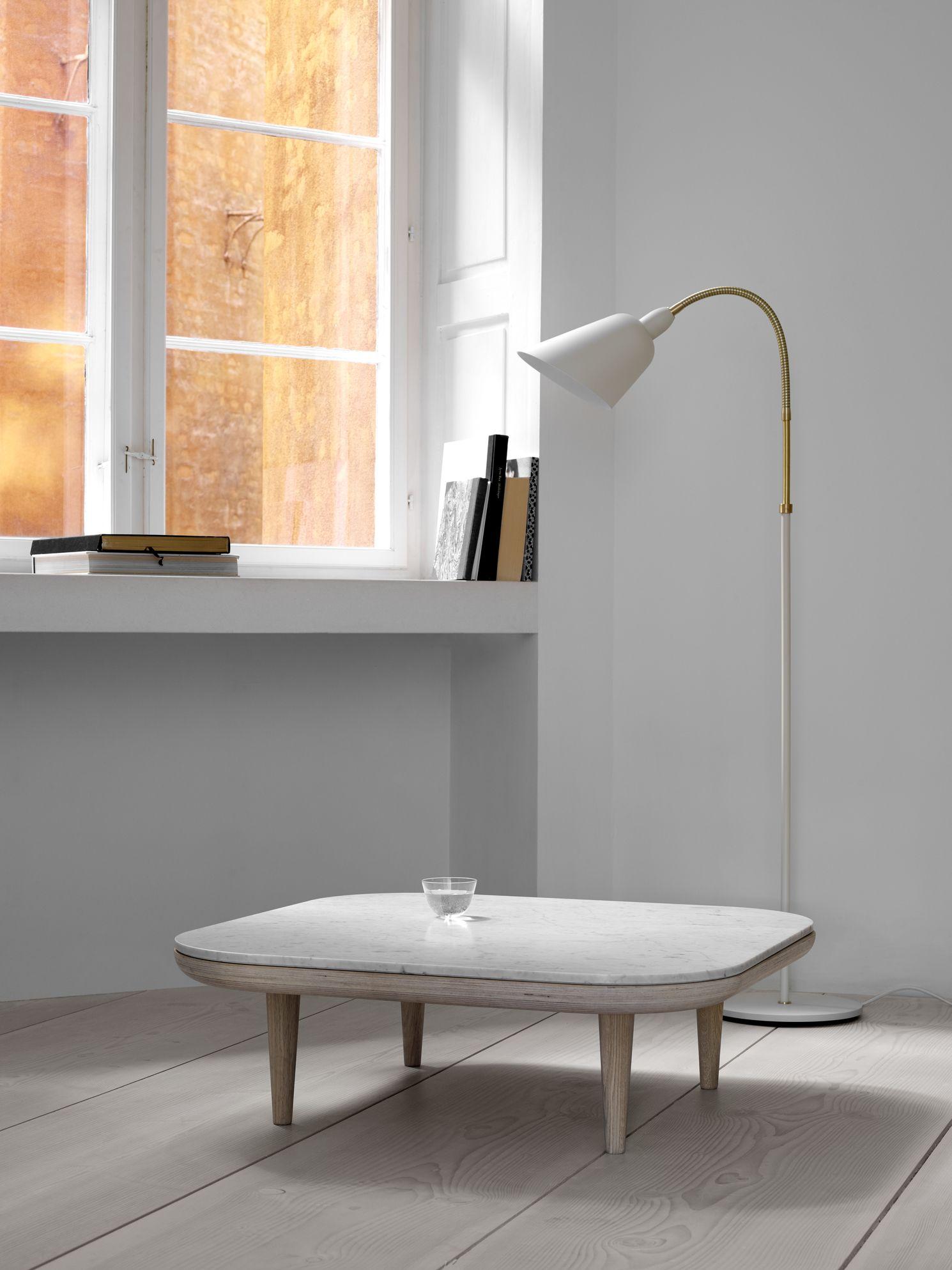 Bellevue Lamp Aj7 By Arne Jacobsen In 2020 Marble Tables Design Scandinavian Interior Design Coffee Table