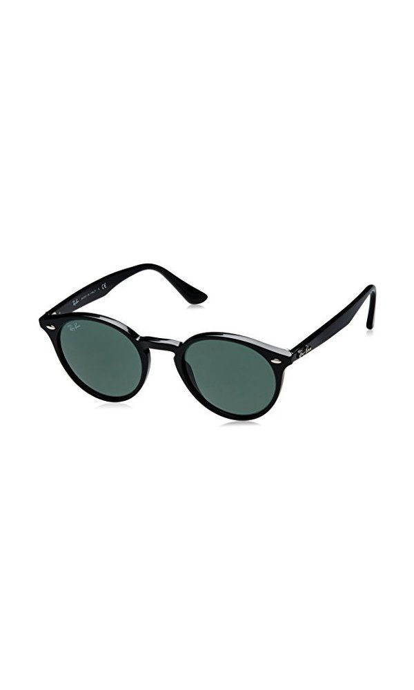 3b8060ccc59 140  - Ray-Ban INJECTED MAN SUNGLASS - BLACK Frame GREY GREEN Lenses 49mm  Non-Polarized  spectacles  sunglasses  sunglass  eyesight  frame  glasses  ...