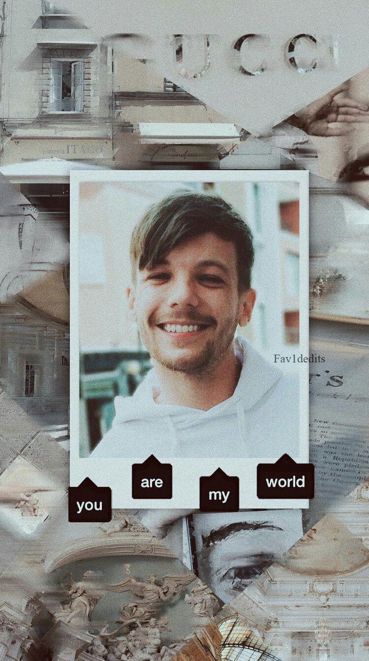 Pin De Moonlight Girl Em Louis Com Imagens Amor Da Minha