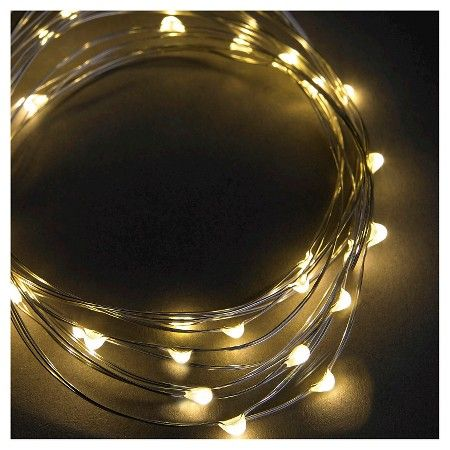 Micro Led String Lights Philips 90Ct Dewdrop Micro Led Fairy String Lights Clear  Target
