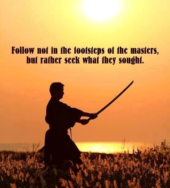 The Only Way To Truly Progress Martial Arts Quotes Martial Arts Warrior Quotes