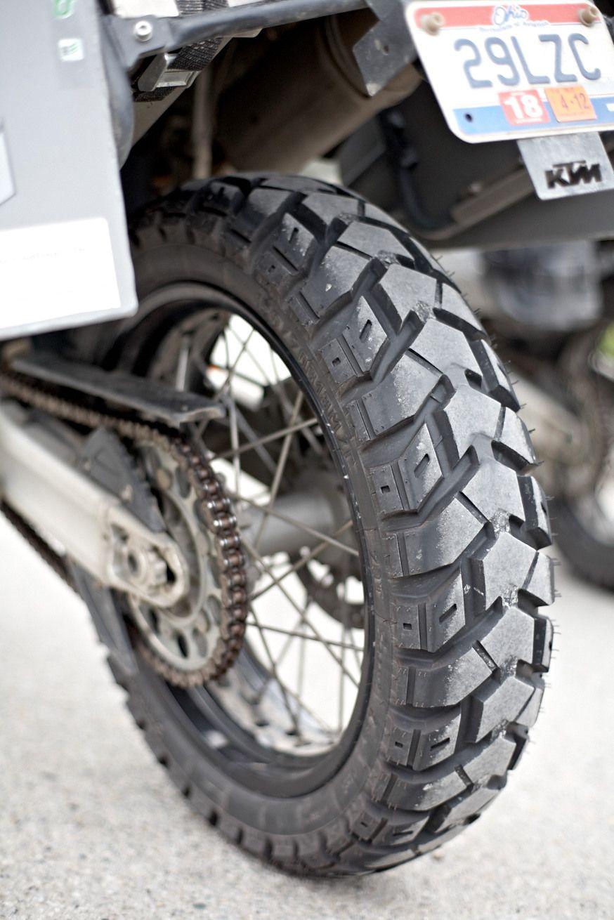 Heidenau K60 Scout Tires A Review On A Big Bike Adventure Bike