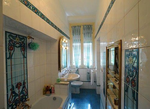 Jugendstil Badezimmer Framed Bathroom Mirror Bathroom Mirror Art Nouveau