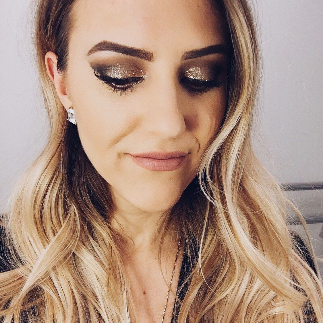 New Year's Eve Makeup Tutorial Simply Glam Girls New