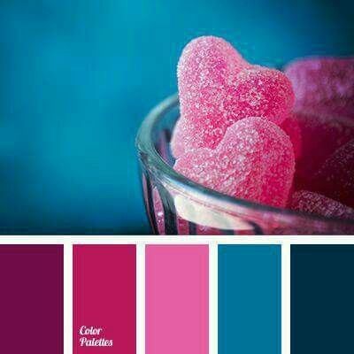 Pin by Vanessa Seeholzer on Colors | Pinterest | Color inspiration ...