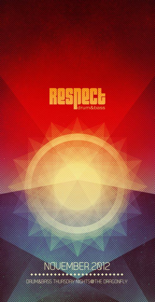 Respect Drum and Bass November 2012