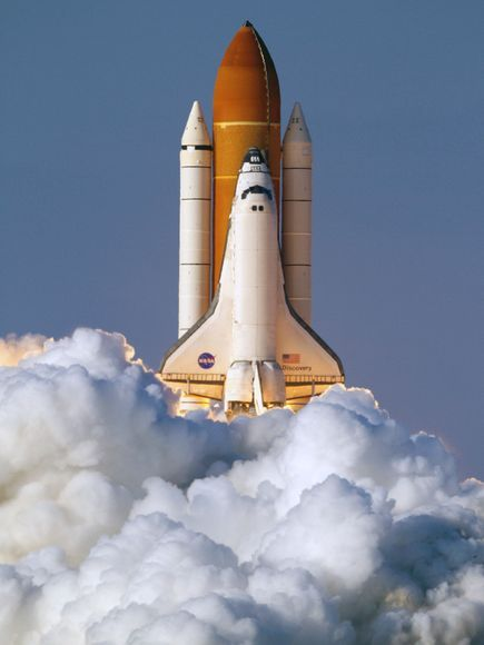 space shuttle discovery first flight - photo #14