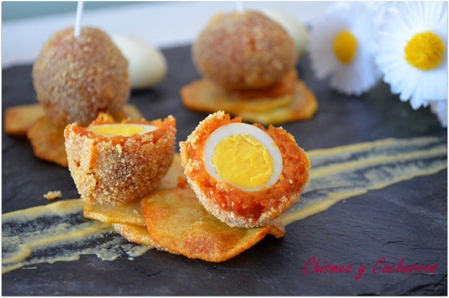Chismes y Cacharros: Farinato´s eggs