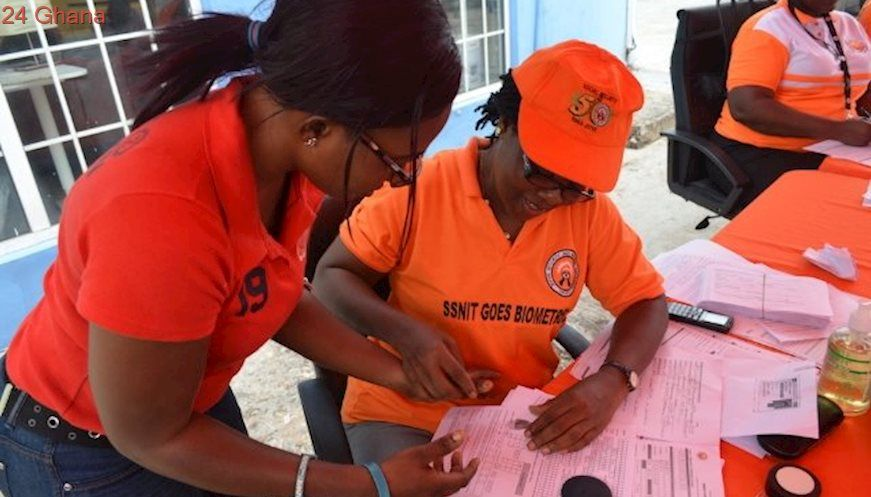 SSNIT launches 2018 customer service mobile clinic
