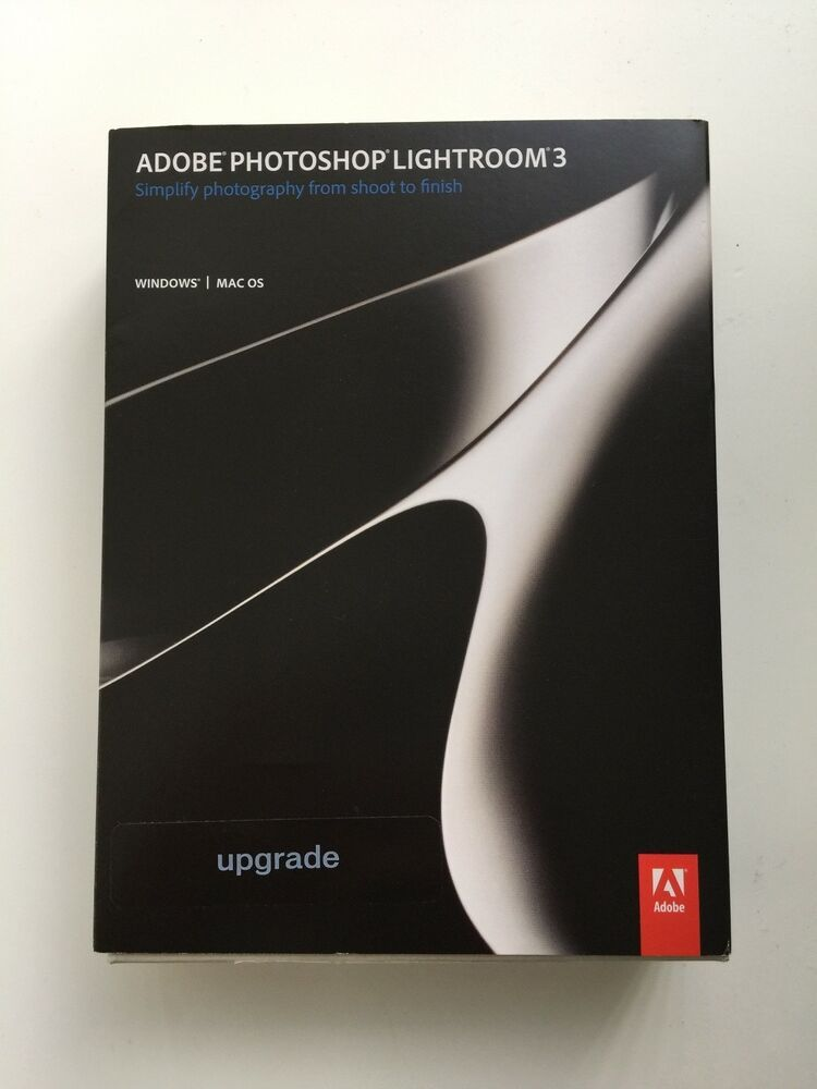 Photoshop LightRoom 3 mac