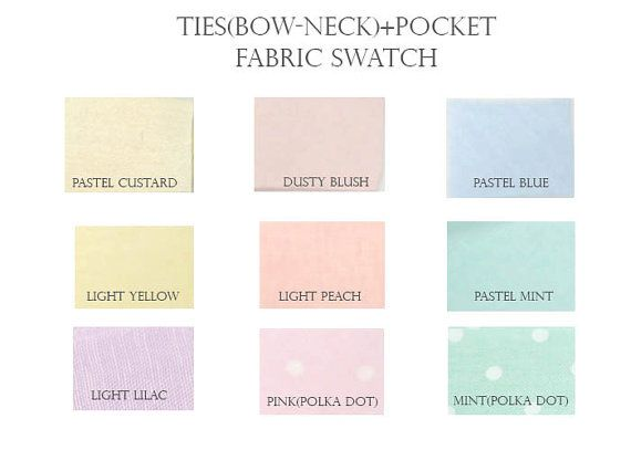 Spring Fabric Swatch Pastel Solid Color Pantone Color