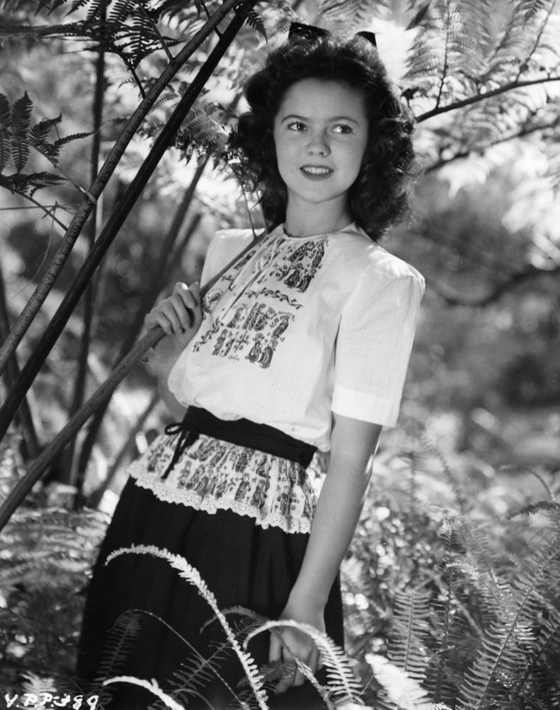 Shirley Temple 1944 | Shirley Temple | Pinterest