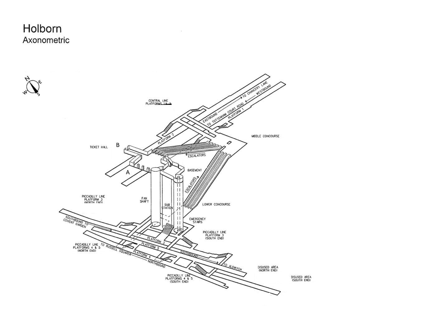 3d Maps Of London Underground Stations