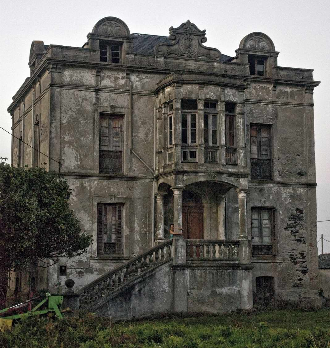 Abandoned Houses, Old Abandoned Houses