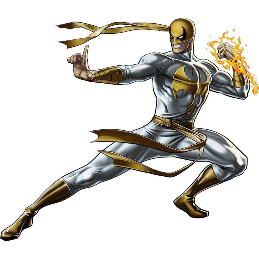 Images | Power Man & Iron Fist | Iron fist marvel, Iron fist