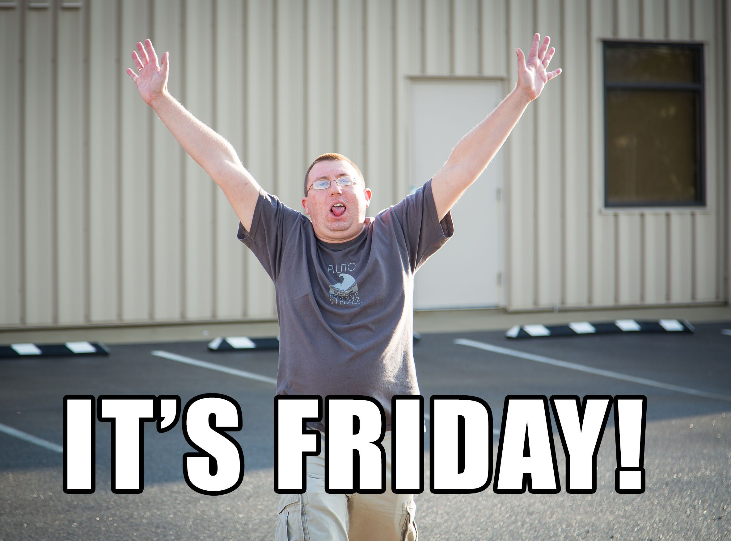 It's Friday! What are your plans for the weekend?  #friday #weekend #TGIF