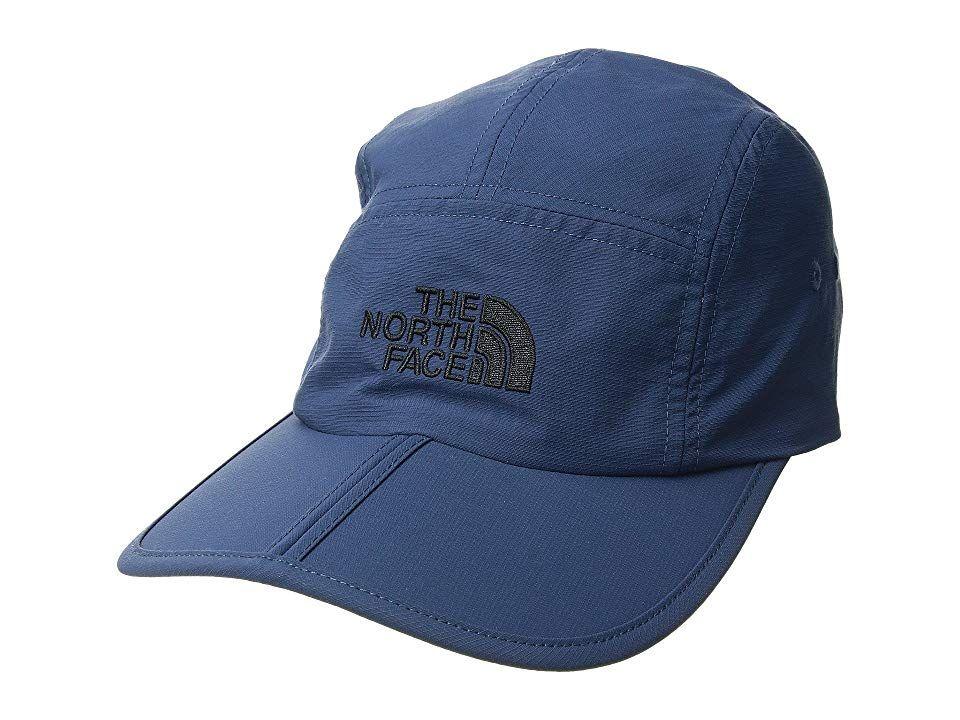 0154e0a6d The North Face Horizon Folding Bill Cap (Shady Blue/Urban Navy) Caps ...