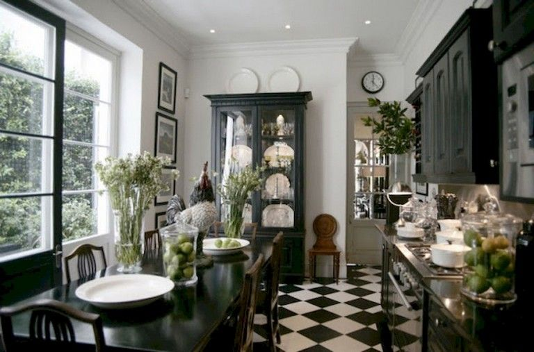 31+ Amazing French Country Kitchen Design Ideas #frenchcountry - French Country Kitchens