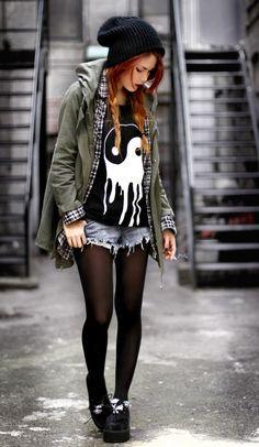 Soft grunge fashion tumblr 23