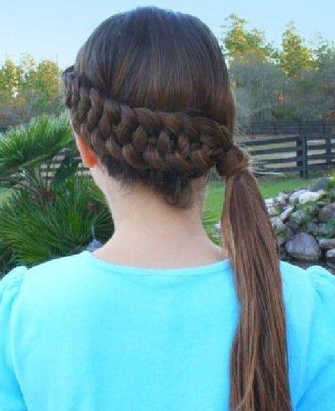 Popular on Pinterest: The 4-Strand Dutch Braid | Dutch braid hairstyles, Hair braid designs, New ...