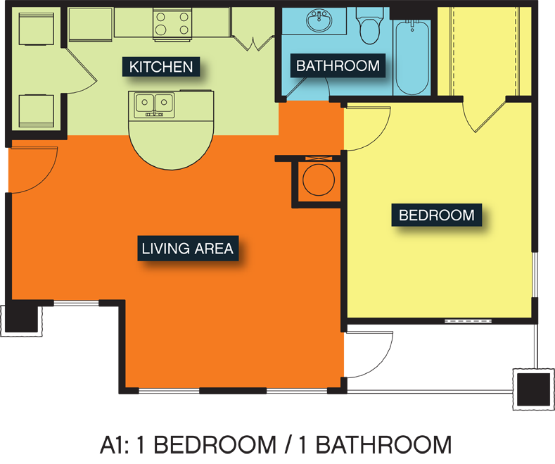 Great floor plans make great spaces picture yourself at 98 great floor plans make great spaces picture yourself at 98 apartments solutioingenieria Gallery