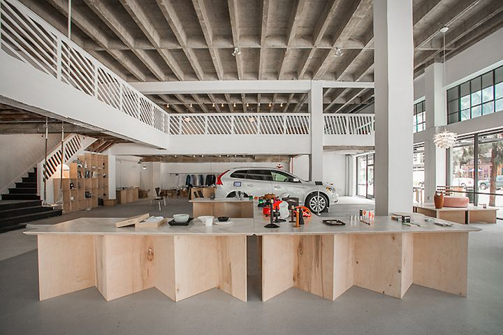 See 8 Photos And 1 Tip From 75 Visitors To Austere Is A Multi Storey Showroom Events Retail Concept Store In The Same Hood