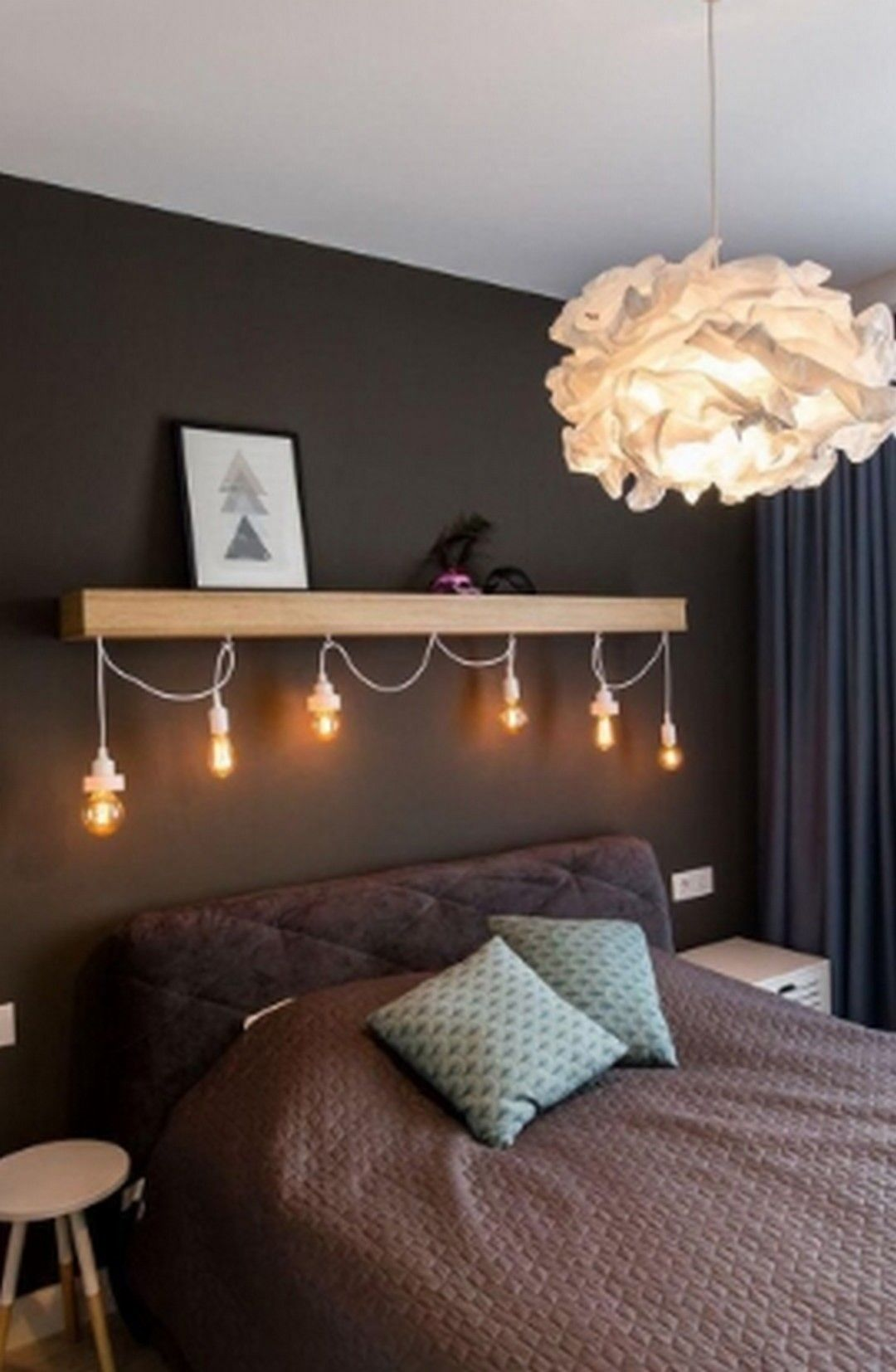 7 Dream Bedroom Lamp Ideas That Hang In 2020 Colorful Apartment Bedroom Decor Home Decor