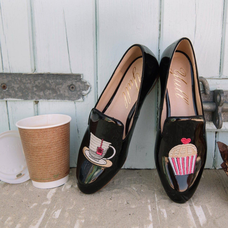 Yull Shoes - Burlington Tea Time