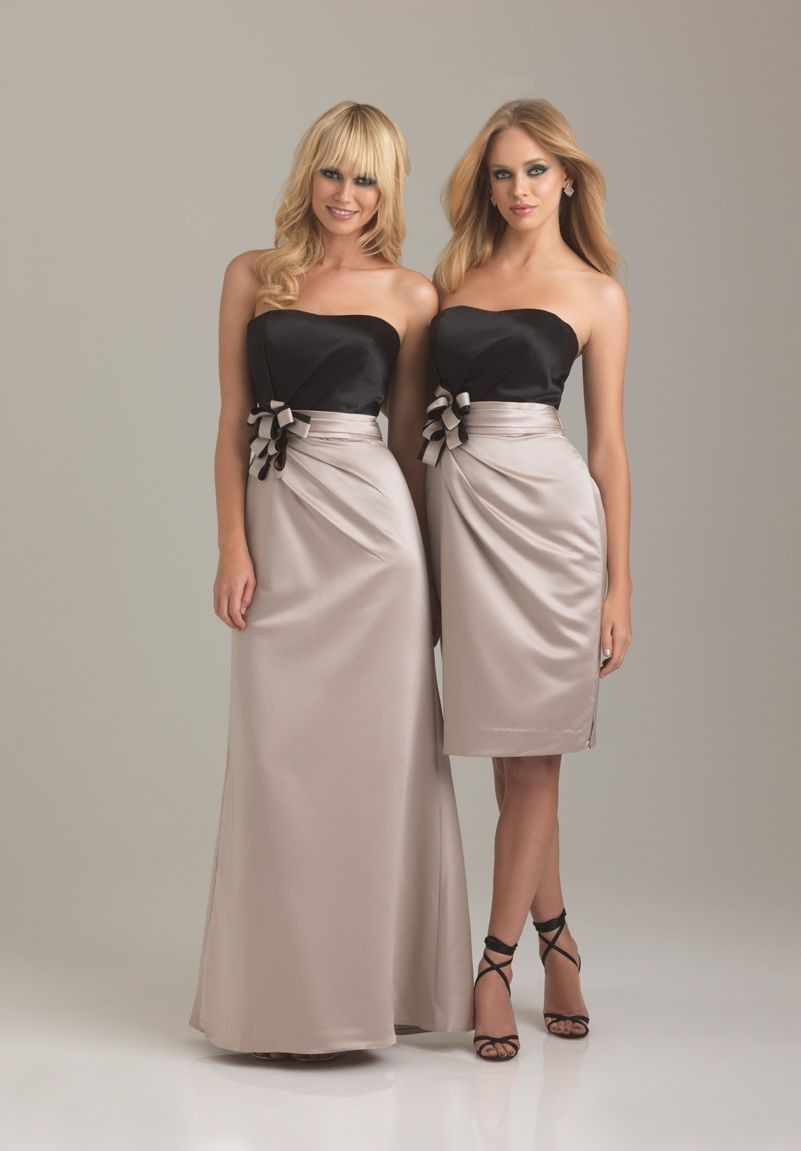 Champagne colored wedding dress  Bridesmaid Dresses by Color  Champagne Colored Bridesmaid Dresses