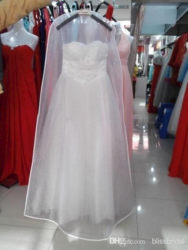Find More Storage Bags Information about Wedding Dress Gown Bag ...