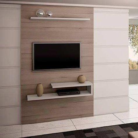 Paneles para tv plana buscar con google pain is pinterest muebles muebles salon e Muebles para tv plana