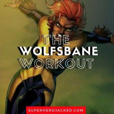 wolfsbane workout  official character / superhero / comic