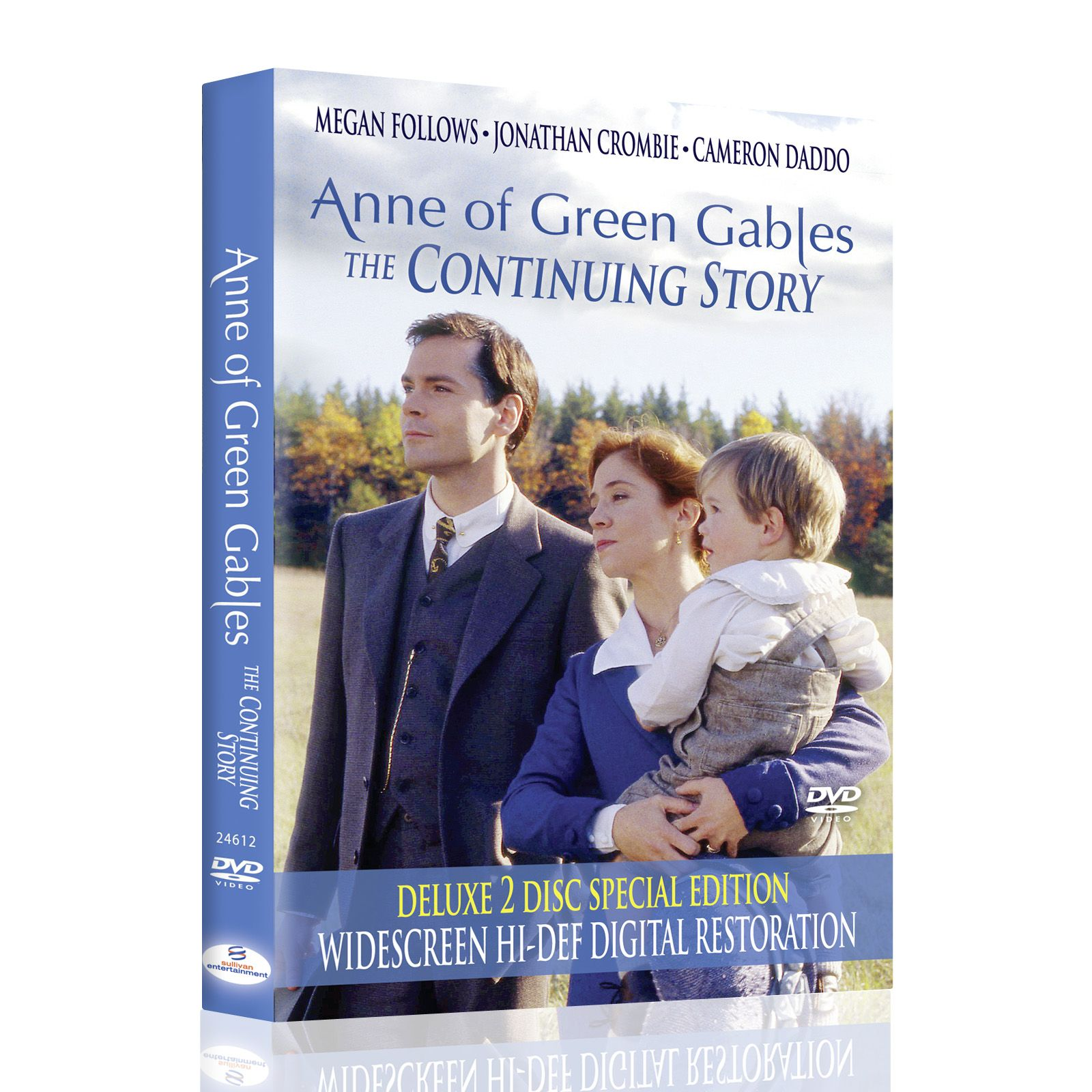 Anne Of Green Gables The Continuing Story Digitally Remastered