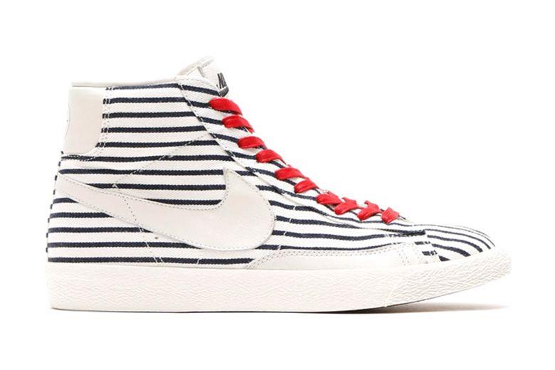 Nike Qs Vintage Blazer Mi Prm - Voilier