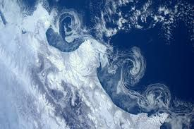 kamchatka - La terre  vue du ciel