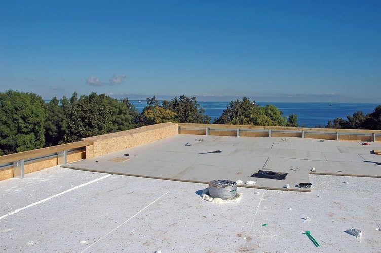 Pin On Flat Roof Maintenance